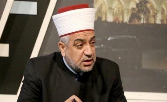 الخلايلة : اي منطقة يثبت اصابة اشخاص فيها سيتم اغلاق مساجدها