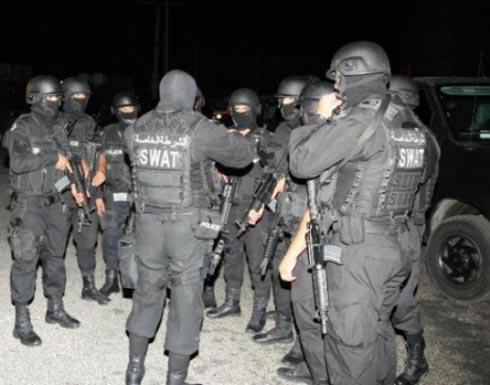 صور : القبض على اشخاص ظهروا بفيديوهات اطلاق النار في عجلون واربد والبادية الشمالية