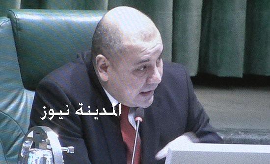 وفد نيابي برئاسة العودات إلى بغداد الأربعاء