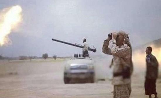 الجيش اليمني يسقط طائرة حوثية مفخخة في مأرب