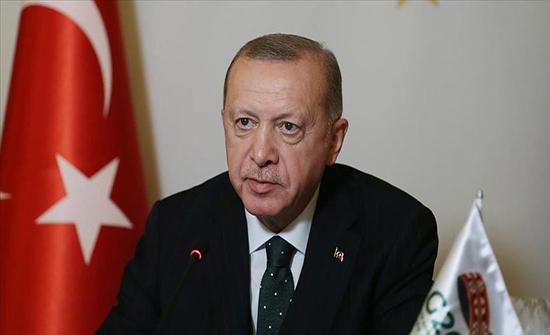 أردوغان يدعو لعالم أكثر عدلا