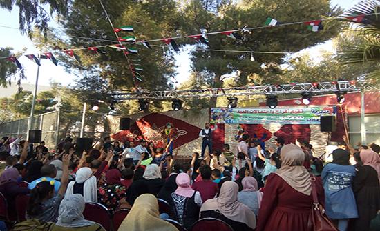 ثقافة مادبا تواصل فعالياتها أفراح العيد