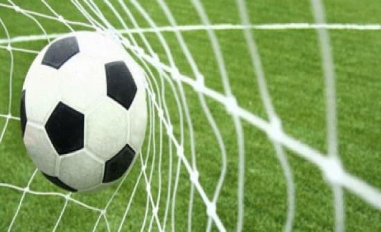 فريق المنطقة الوسطى يضمن الفوز بلقب الدوري العسكري لكرة القدم