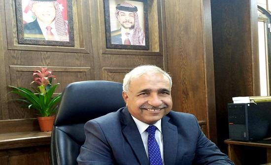 محمد ابورمان رئيسا للجنة بلدية السلط الكبرى