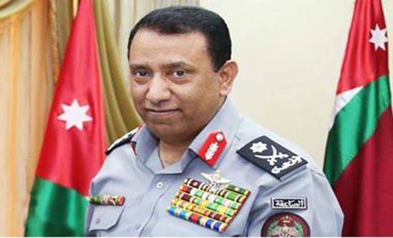 مدير الأمن العام يلتقي السفير الأميركي في عمان