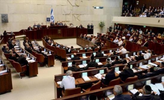 بدء انتخابات الكنيست الاسرائيلية غدا