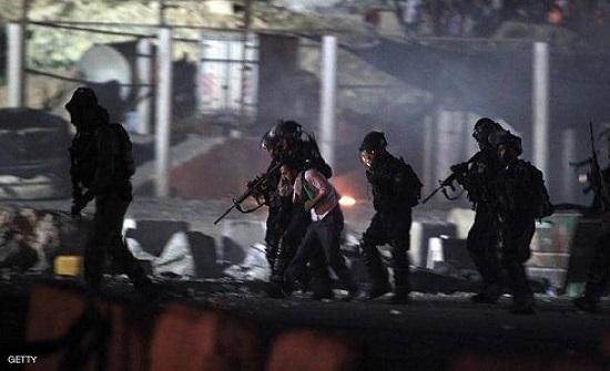 حملة اعتقالات إسرائيلية واسعة في الضفة الغربية