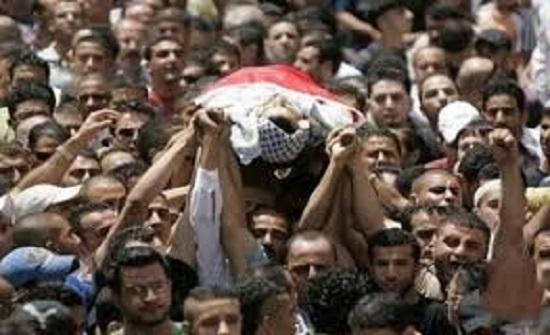 استشهاد مواطن فلسطيني متأثرا بجروحه