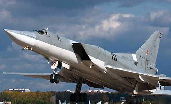 روسيا تنشر قاذفات قنابل طويلة المدى ذات قدرات نووية في سوريا
