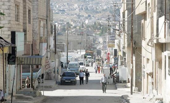 مصدر : إغلاق مجمع باصات مخيم البقعة