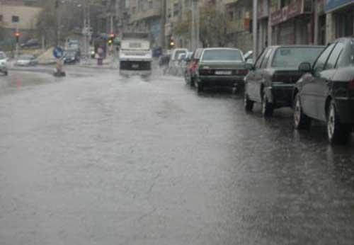 امطار غزيرة في اجزاء واسعة من الشمال وتحذير من تشكل السيول