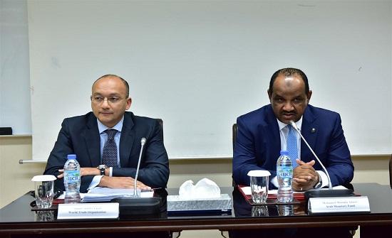 """"""" النقد العربي """" ينظم دورة """"الحالة الراهنة لمنظمة التجارة العالمية"""" أبوظبي"""