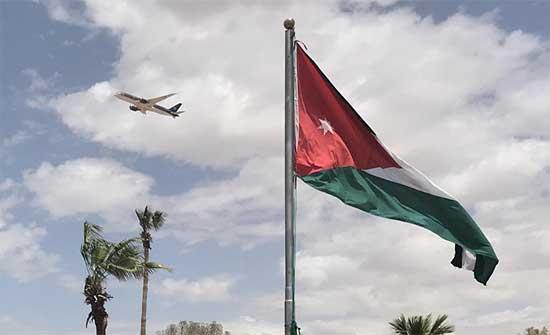المركزي: انخفاض أعداد القادمين إلى الأردن 44% خلال أول 5 أشهر من العام