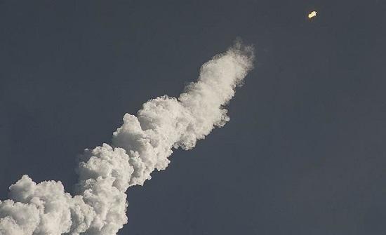 إسرائيل تعلن رصد إطلاق قذيفة صاروخية من غزة
