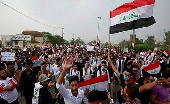 العراق.. ناشطون في بغداد يبدأون إضراباً عاماً اليوم
