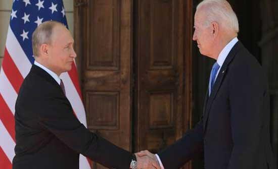 الكرملين: بوتين وبايدن يقدران التنسيق الروسي الأمريكي حول نقل المساعدات لسوريا