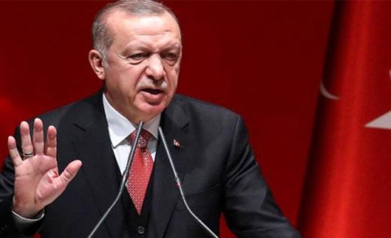 أردوغان: بعض المسائل العالقة بين أنقرة وواشنطن لم تحل جذريا