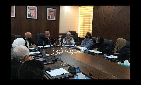 """فيديو : مداخلات عضوات ملتقى البرلمانيات الاردنيات في ورشة """"تمكين المرأة إعلاميا """""""