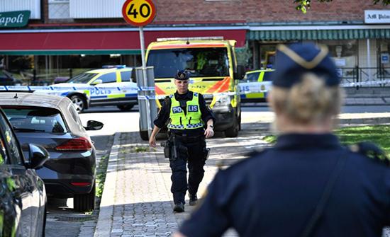 طفل يحمل معه قنبلة إلى مدرسته في السويد