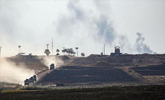 """الدفاع التركية تُعلن السيطرة على """"رأس العين"""""""