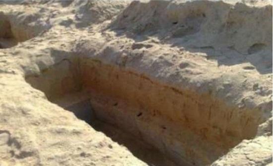 250 قبرا اسمنتيا لوفيات كورونا في سحاب