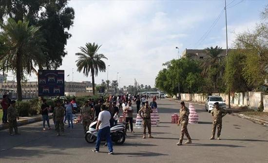مقتل متظاهرين اثنين برصاص الأمن في البصرة العراقية