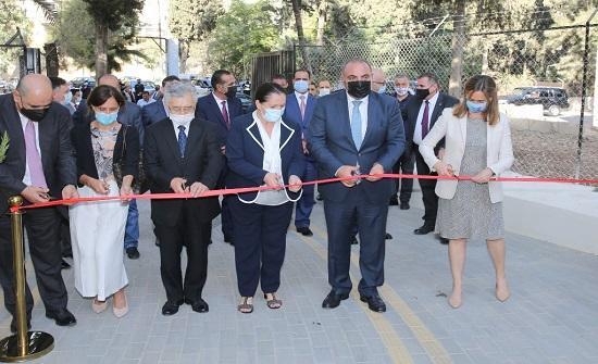 افتتاح مبنى قلب عمان لريادة الأعمال الاجتماعية