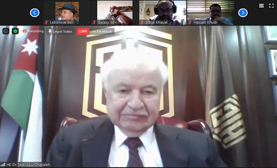 طلال أبوغزاله يحدّد أدوات إدارة الأزمة النّاجحة بالتّحوّل إلى اقتصاد المعرفة