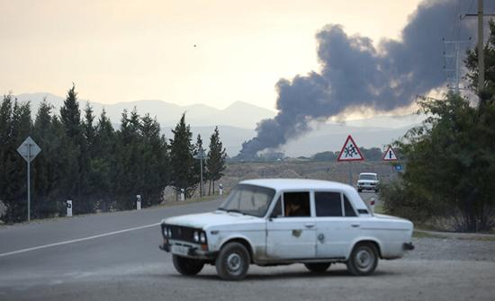 تركيا بعد تعرض ثاني أكبر مدن أذربيجان للقصف: أرمينيا أكبر عائق للسلام في المنطقة