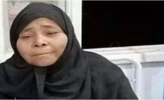 حكاية مسنة مصرية طردها ابنها وكادت تفقد حياتها في حادث قطار سوهاج