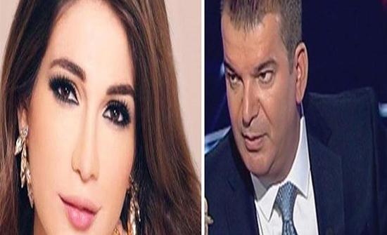 طوني خليفة يُهاجم ديما صادق: تفضلي شدّي اعدادك اكتر