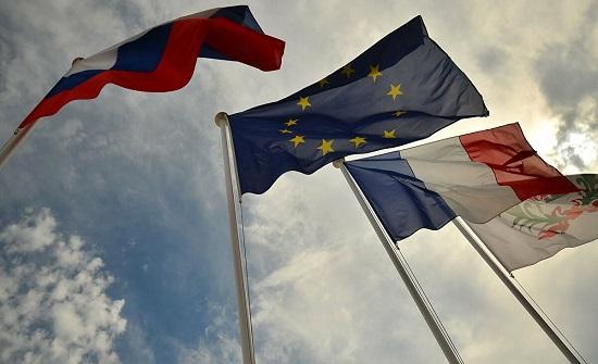 انخفاض حجم التبادل التجاري بين روسيا والاتحاد الأوروبي
