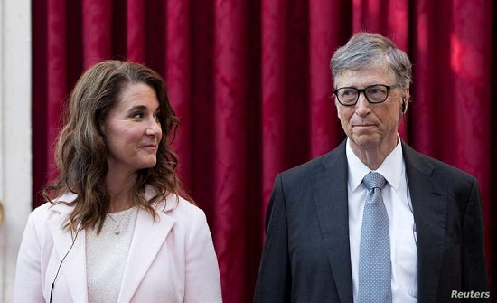 تفاصيل جديدة حول انفصال بيل وميليندا غيتس