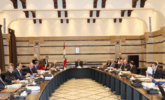 حكومة لبنان تقر موازنة تقشفية لـ2019 بنفقات 15.5 مليار دولار