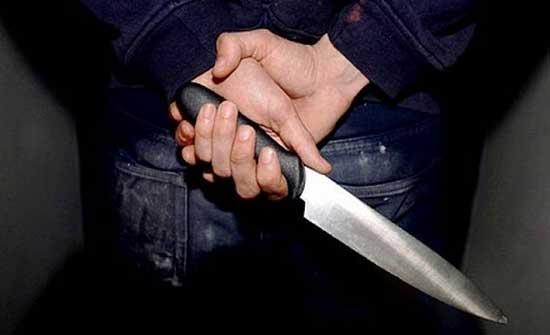 اب يقتل ابنه و يسلم نفسه في اربد