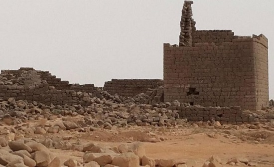 قصر برقع في المفرق يتطلب مضاعفة الجهود للمحافظة عليه