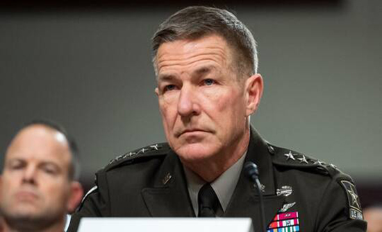 قائد الجيش الأمريكي يعود إلى البنتاغون بعد خضوعه للحجر الصحي