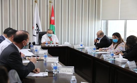 وزير الشباب يبحث تعزيز مشاركة الشباب بالانتخابات المقبلة