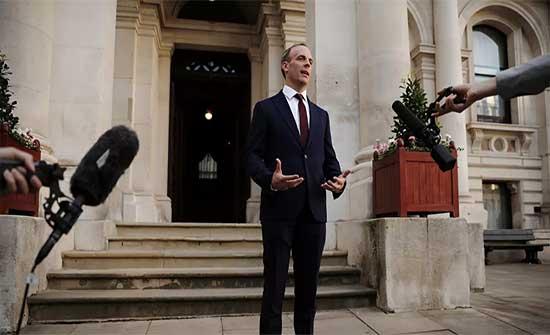 """بريطانيا تدعو مجلس الأمن للرد على """"تصرفات إيران المزعزعة للاستقرار"""""""