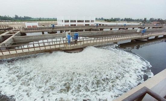 إيقاف محطة ضخ معالجة الرصيفة لتغير نوعية المياه