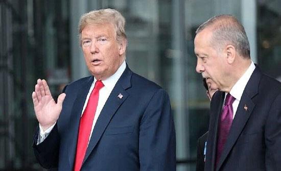 """تشاووش أوغلو يرد على رسالة من ترامب وصف فيها أردوغان بـ """"المتصلب الأحمق"""""""