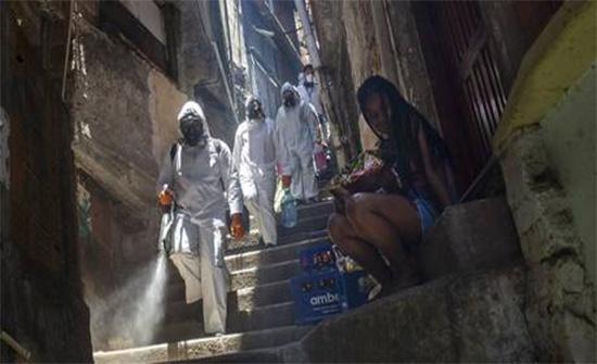 """لأول مرة.. """"الصحة العالمية"""" ترصد أكثر من 15 ألف وفاة جراء كورونا خلال 24 ساعة"""