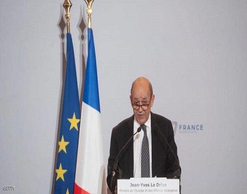 """وزير خارجية فرنسا يبعث """"رسالة سلام إلى العالم الإسلامي"""""""