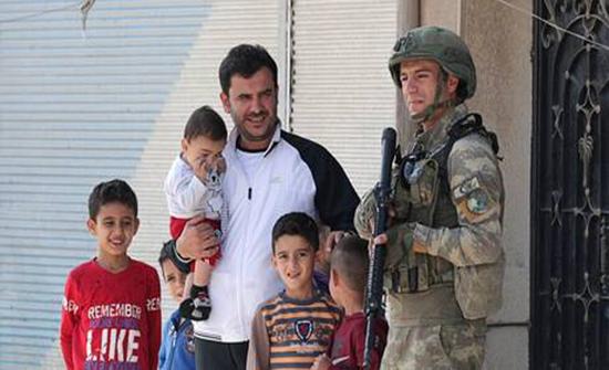 """الأمم المتحدة: نحو 30 ألف سوري عادوا إلى مناطق تسيطر عليها تركيا منذ بدء """"نبع السلام"""""""
