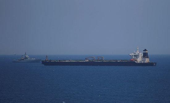 لندن لطهران: سنفرج عن ناقلة النفط الإيرانية إذا ضمنا أنها لن تتوجه إلى سوريا