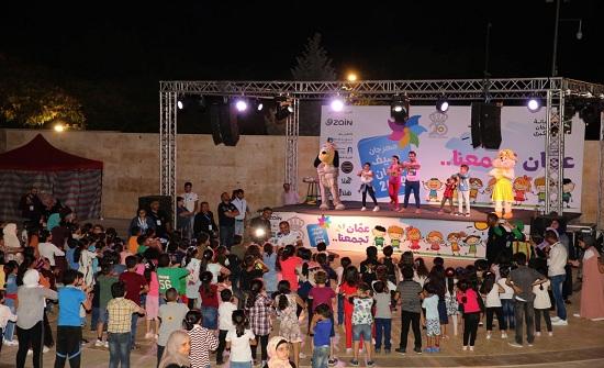 مهرجان صيف عمان الدولي للتسوق يواصل فعالياته
