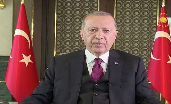 أردوغان: أحفاد عمر المختار يحاربون الإرهابيين الوافدين إلى ليبيا