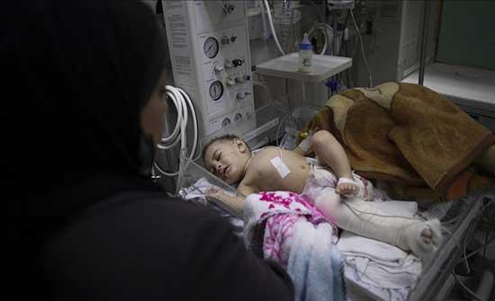 """كوريا الشمالية: قتل إسرائيل الوحشي للأطفال """"خطر يهدد البشرية"""""""