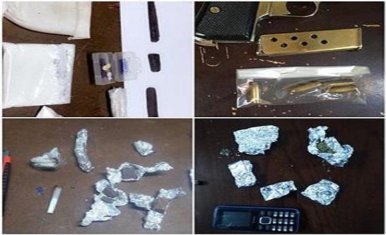 الأمن يضبط ٢٥ مروجاً للمخدرات..صور