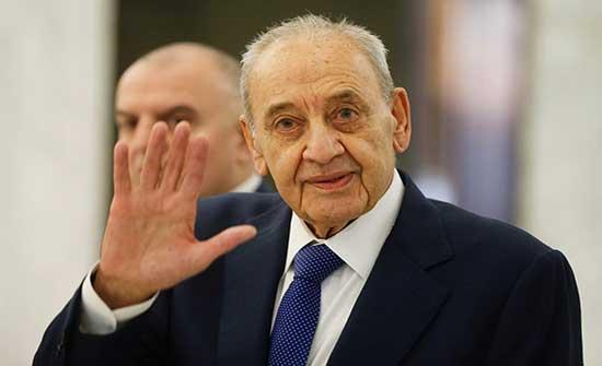 بري: البرلمان اللبناني كلّف الحريري بتشكيل الحكومة